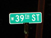 West 39th Street neighborhood near KU Med in Kansas City. Photography by Beatriz Dominguez.
